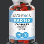sarm RAD-140 capsules