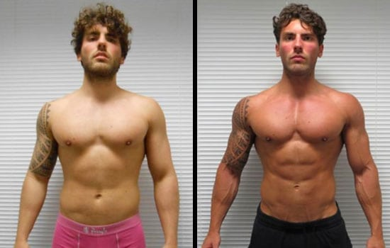 before and after sarms