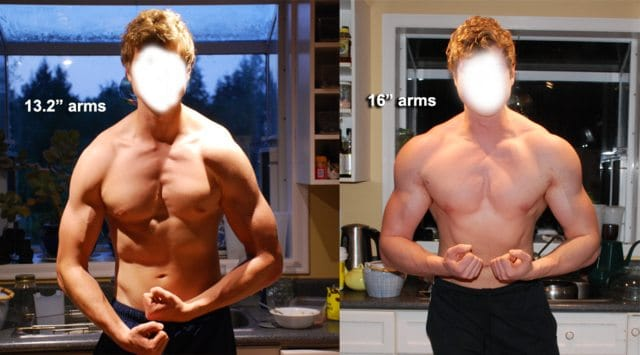 testosterone before and after cycle
